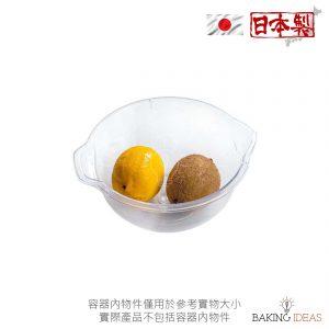 【烘焙工具】高級製菓透明碗 – 日本Cakeland
