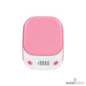 【烘焙工具】電子磅 (粉紅色)