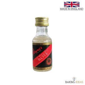 【烘焙材料】玫瑰 – Rayner's 玫瑰香油 – 28mL