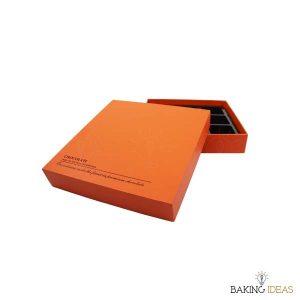 【烘焙工具】9格朱古力盒 (連紙袋)